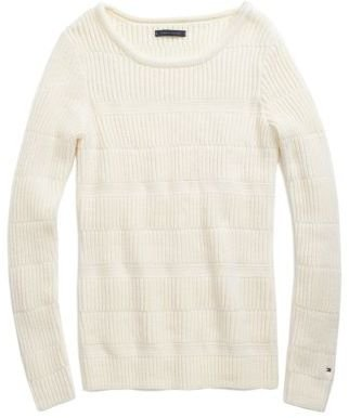 Tommy Hilfiger Women's Textured Sweater