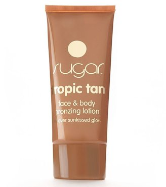 Sugar Tropic Tan Face & Body Bronzing Lotion