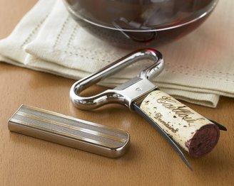 Williams-Sonoma AH-SO Wine Bottle Opener & Corker