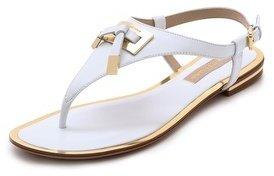 Michael Kors Hara Flat Thong Sandals