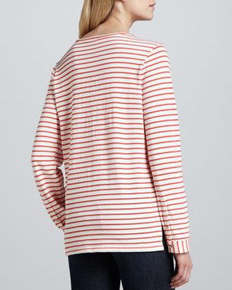 Soft Joie Venicia Striped Knit Top
