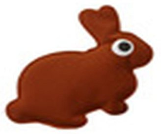 Container Store Bunny Hot/Cold Pack Brown