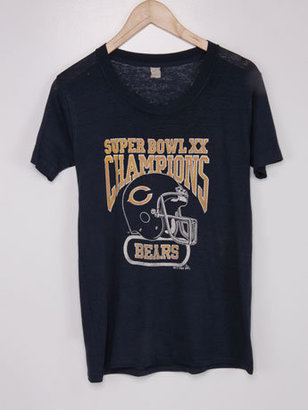 American Apparel Vintage Chicago Bears Super Bowl Champions Threadbare T-shirt