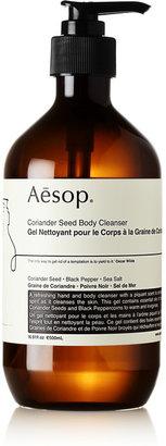 Aesop Coriander Seed Body Cleanser, 500ml