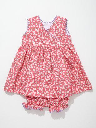 Button Back Dress
