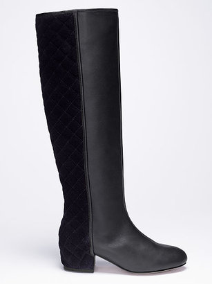 Victoria's Secret Collection Quilted Boot
