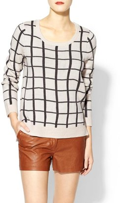 Finders Keepers Olive & Oak Square Pullover