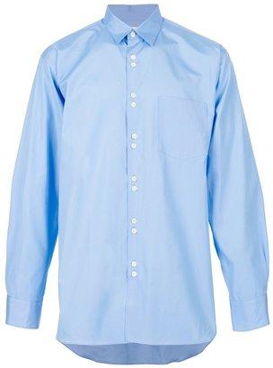 Comme des Garcons classic button down shirt