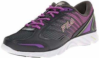 Fila Purple Women's Athletic Shoes ShopStyle