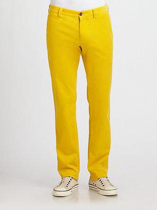 Façonnable Slim Twill Pants