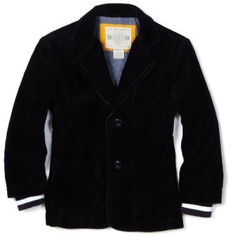 Wes And Willy Boys 2-7 Wide Wale Cord Blazer