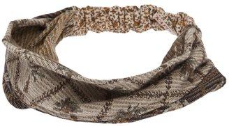Kapital printed woven headwrap