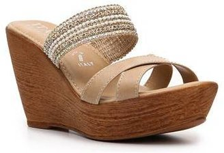 Italian Shoemakers Morrow Wedge Sandal