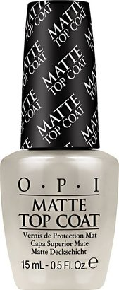 OPI Matte Top Coat $10.19 thestylecure.com