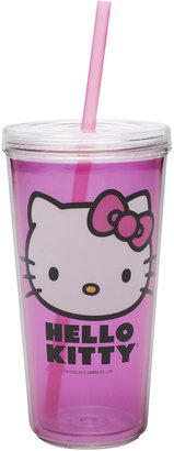 Zak Designs Hello Kitty 16-oz. Tumbler with Straw