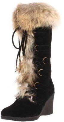 BearPaw Women's Anja Fur Boot
