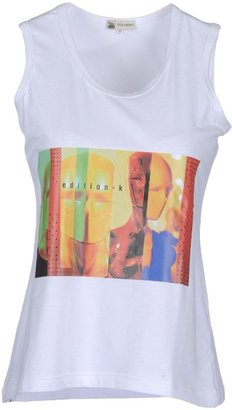 Colombo Sleeveless t-shirts