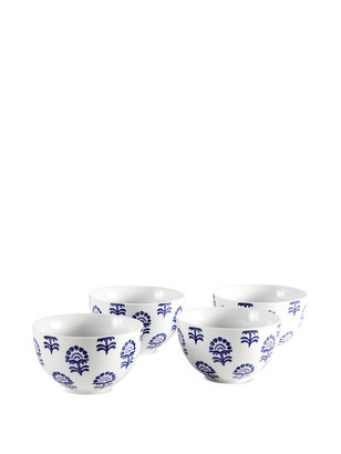 Tag Jeans Floral Bowls (Set of 4)