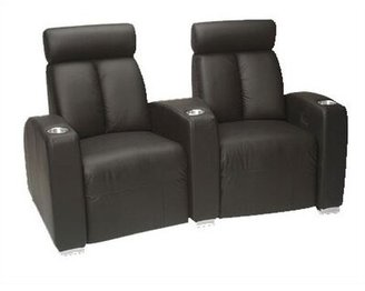 Bass Ambassador Home Theater Seating (Row of 2