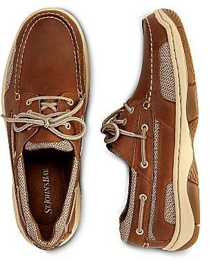JCPenney St. John's Bay® Starboard Mens Boat Shoes