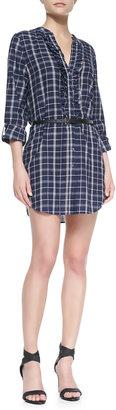 Joie Jessalyn Poplin Shirt Dress