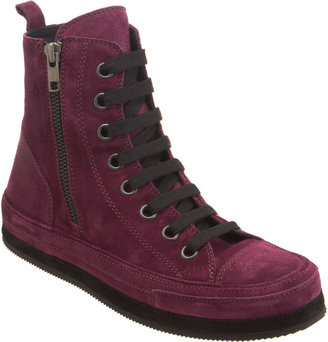 Ann Demeulemeester Double Zip High Top