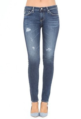 AG Jeans The Legging - 10 Years Mend