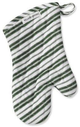 Williams-Sonoma Seasonal Stripe Oven Mitt