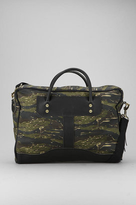 Camo Duluth Tiger Messenger Bag