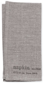 Design Within Reach Fog Linen Napkin