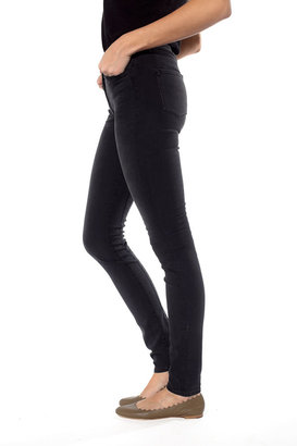 3x1 Channel High Rise Jeans - Black