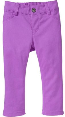 Old Navy Pop-Color Skinny Pants for Baby