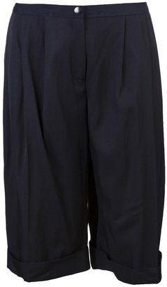 Lanvin Pleated shorts