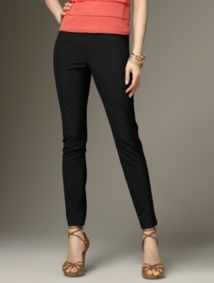 Talbots Classic Side Zip Fit Lindsey Skinny ankle pants