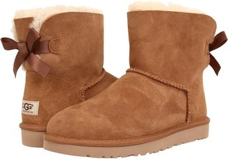 UGG Mini Bailey Bow $150 thestylecure.com