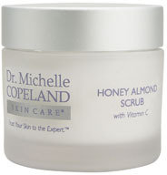 Dr. Michelle Copeland Honey Almond Scrub 2.5 oz