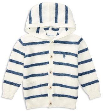 Ralph Lauren Childrenswear Boys' Hooded Sweater - Baby