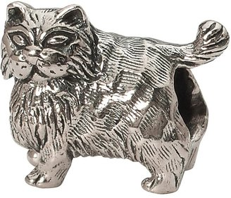 Prerogatives Sterling Persian Cat Bead