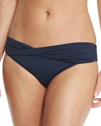 Seafolly Twist Band Hipster Bottom $64 thestylecure.com