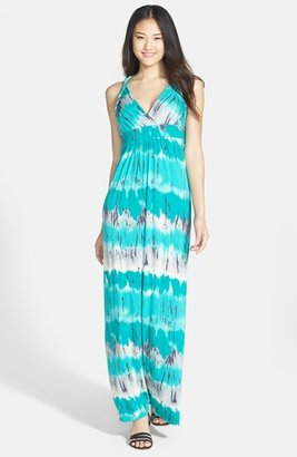 Nordstrom FELICITY & COCO Ombré Jersey Maxi Dress Exclusive)