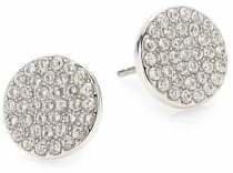 Kate Spade Crystal Pavé Stud Earrings