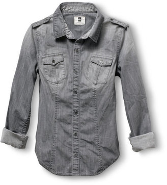 Quiksilver QSW Traveler Denim Shirt