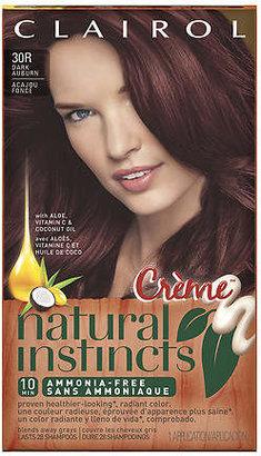 Clairol Natural Instincts Rich Color Creme Dark Auburn 30R