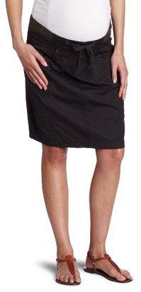 Ripe Maternity Women's Maternity Smith Cargo Skirt