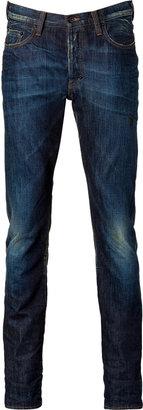 PRPS One Year Wash Fury Jeans in Indigo