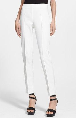 Akris Melissa Slim Techno Cotton Blend Pants