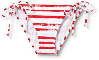 Quiksilver Sail Stripe String Bikini Bottom