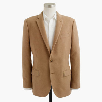 J.Crew Ludlow sportcoat in English camel hair