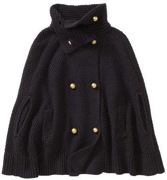 Gap Uniform sweater cape