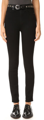 PAIGE Transcend Margot Ultra Skinny Jeans $179 thestylecure.com